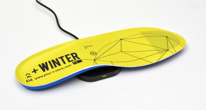 +Winter - Drahtlose Schuheinlagen für kalte Füsse