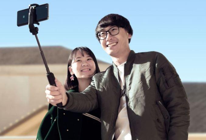 Xiaomi-Selfie-Stick-Tripod-Stativ-Bluetooh-Fernbedienung-5