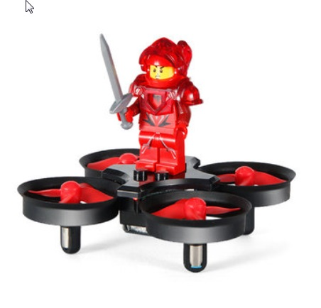 Eachine Mini-Quadrokopter mit Lego-Figur als Pilot ab 15,27 €