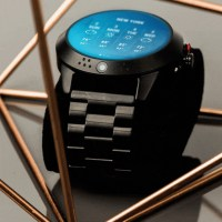 Arrow Watch - Smartwatch mit rotierbare Full-HD Kamera