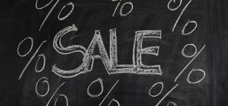 Sale shoppen en het goede doel steunen?!