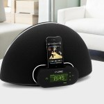 PURE Contour is one fine iPod/iPhone dock