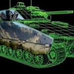 BAE Systems creates e-ink camo for tank armor