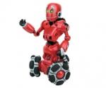 Tri-Bot Talking Robot