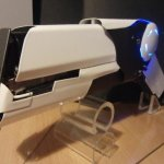 DIY Pulse Laser Gun looks like it was sent from the future