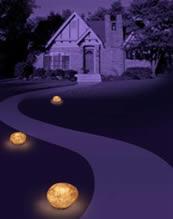 Motion-sensing Glow Stone