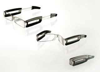 Folding Glasses