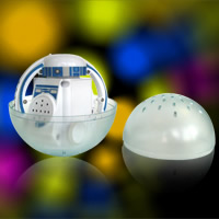 Robotic Laser Ball