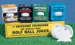 Wacky Golf Ball Set