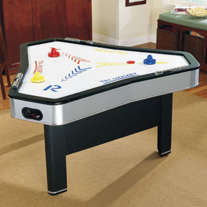 Three Player Air Hockey