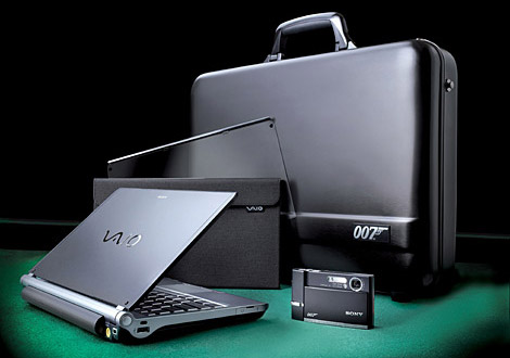 Bond Laptop