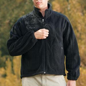 Brookstone's Heated Fleece
