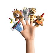 Circus Finger Puppets