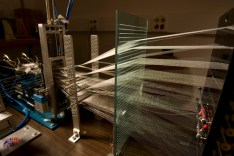 3-5 scaffoling weaving machine