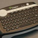 Wireless Media Keyboard from Cideko