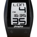 Phosphor World Time Sport Watch