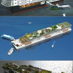 BlueSeed's Floating City is made for business