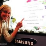 Samsung introduces transparent LCD displays