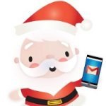 Santa gets Google Voice number