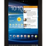 Verizon announces Samsung Galaxy Tab 7.7