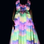 Aurora Dress lights up any ball