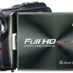 Genius G-Shot HD575T is slimmest optical camcorder in the world