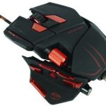 Mad Catz ships Cyborg M.M.O.7 Gaming Mouse
