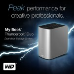 My Book Thunderbolt Duo from Western Digital