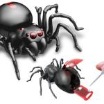 Salt Water Fuel Cell Giant Arachnoid Kit – Yikes!