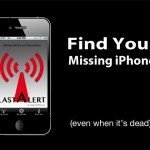 Last Alert – Find your Phone even after it's Dead