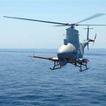 Helicopter drones to combat the scourge of pirates