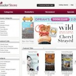 Reader Store delivers greater reading freedom regardless of where you are