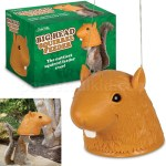 Big Head Squirrel Feeder – Because they Deserve it!