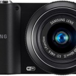 Samsung NX1000 SMART Compact System Camera
