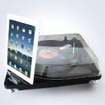 iLP Turntable merges old school with new