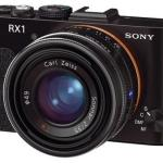 Sony Cyber-shot RX1 camera debuts
