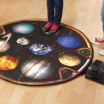 Talking Teaching Solar System Scale
