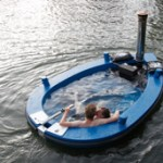 The Hot Tug – Wood-fired Hot Tub Boat