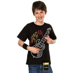 HOT KIDS GIFT ALERT: Electric Guitar Shirt