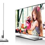 "LG unveils 55"" OLED TV in the UK"