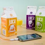Juice Chargers keep your devices powered