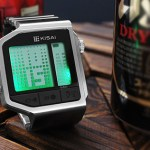 Kisai Intoxicated Breathalyzer Watch tells you when to call a cab