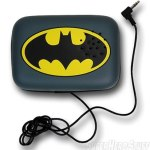 This Batman Belt Buckle will blast out your theme song, everywhere you go