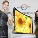 Samsung Curved OLED TV introduced in South Korea