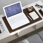 Satechi Desk Mat & Mate offers an alternative workspace