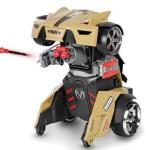 Remote Controlled Transforming Robot Car reminds you of the Transformers