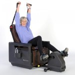 The ChairMaster will let you lounge around and lose weight