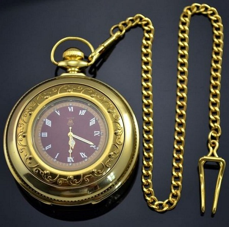 Pocket Watch Phone