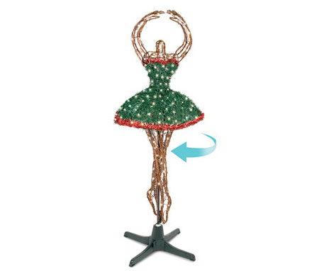 Ballerina tree makes for an interesting decoration piece for Ballerina tree decoration