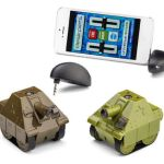 Battletank Desk Pet lets you de-stress at the office